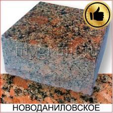 Брусчатка гранитная полнопил с ТО (Новоданиловское МР, Украина)
